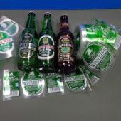 ビールボトルラベル