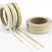 ゴールド和紙テープオリジナル