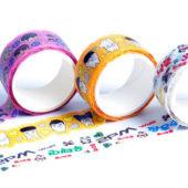 異形状カットマスキングテープ