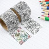 花和紙テープ