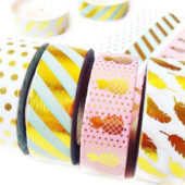 gold-washi-tape