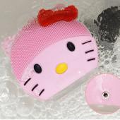 電動洗顔ブラシ作成
